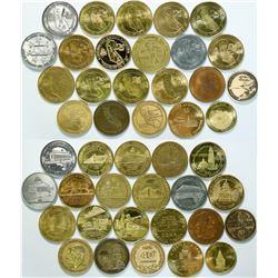 California Numismatic Society Medal Collection  (112787)
