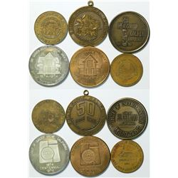 City Jubilee Medal Collection  (112720)
