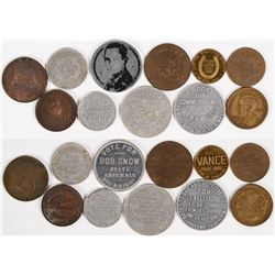 Political California Medal Collection  (109925)