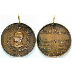 President McKinley Presidential Medal   (112378)