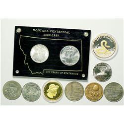 Montana Medal Collection  (114356)