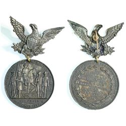 Souvenir Medal from The Grand Army of the Republic  (112368)