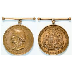 Grand Army of the Republic souvenir medal  (112379)