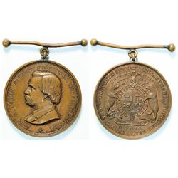 Grand Army of the Republic souvenir medal  (112380)