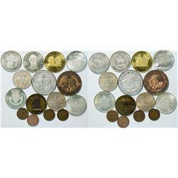 Civil War Medals Collection  (112906)
