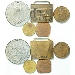 Foreign Medal Collection  (112921)