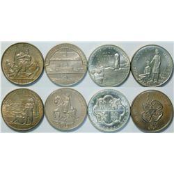 Heraldic Art Silver Medals  (112910)