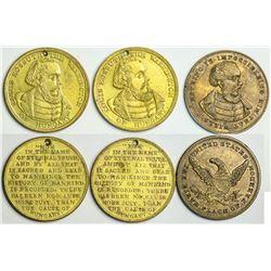 Louis Kossuth Medals  (114061)