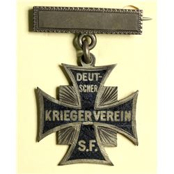 German Cross Badge  (114103)