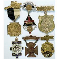 Knights Templar Badges  (112793)