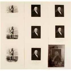 Paul Revere Printers Plate  (76448)