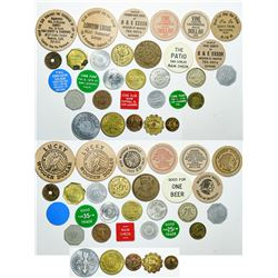 Alameda County Tokens  (112999)