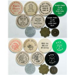 Amador County Token Collection  (112800)