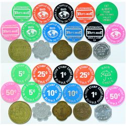 Calaveras County Token Collection  (112788)