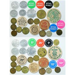 Contra Costa County Token Collection  (114302)