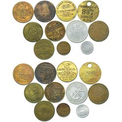 Los Angeles Store Tokens Group (11)  (111413)