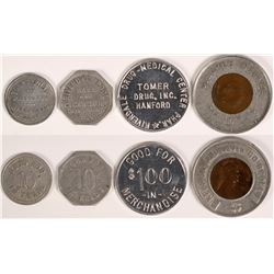 Central Valley Tokens  (109956)
