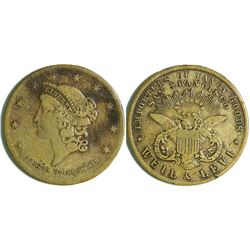 Weil and Levi, Liberty Head, Store Card and Gaming Token  (114090)