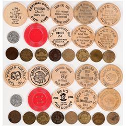 Sanger Token Collection  (109959)
