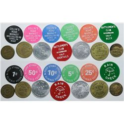 Stanislaus County tokens  (112981)