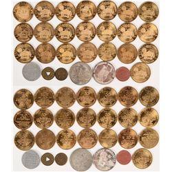 Oregon Token Collection  (109953)