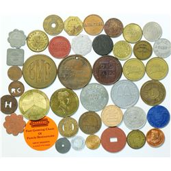 Miscellaneous Token Collection  (112926)