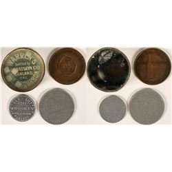 Whiskey Tokens  (112919)