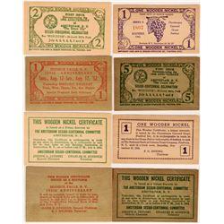 Wooden Nickels New York  (112462)