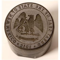 Great Seal of New Mexico die   (112156)
