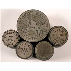 Southeast Washington Merchant Token Dies  (112183)