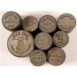 Southwest Washington Merchant Token Dies  (112181)