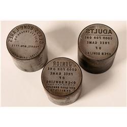 Bowling Commem Dies (3)  (110474)