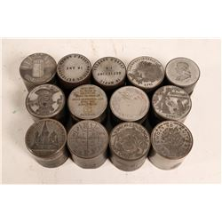 Dollar Size Dies from VArious Themies (12)  (110475)