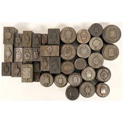 Society Key Symbol Hubs  (110794)