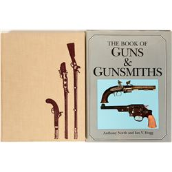 Gun History Books (2)  (108225)