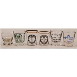 Fresno Whiskey Shot Glasses (6)  (112574)