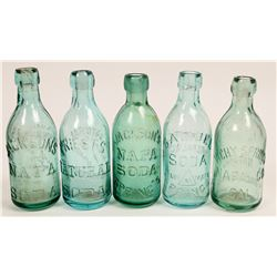 Napa Soda Bottle Group  (114285)