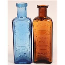 Dickey Bottles  (114277)