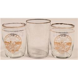 Colorado Beer Glasses  (112575)