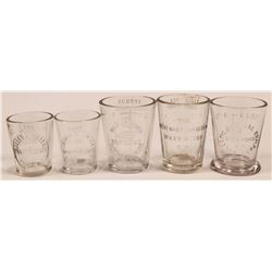 East Coast Vintage Dose Drugstore Glasses (5)  (112585)