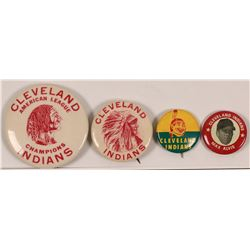 Cleveland Indians Baseball Pins  (112513)