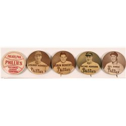 Philadelphia Phillies Baseball Photo Pins  (112449)