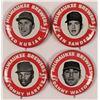 Milwaukee Brewer Baseball Pins  (112520)