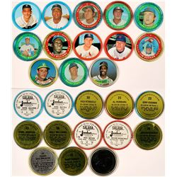 Baseball Coin Collection  (112396)
