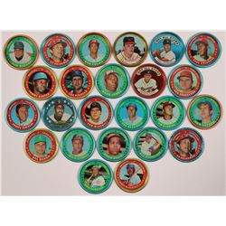 Topps Baseball Coin Collection  (112438)