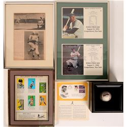 Baseball Collectables   (110711)
