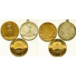Baseball Medals  (112421)