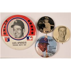 Baseball Photo Pins  (112446)