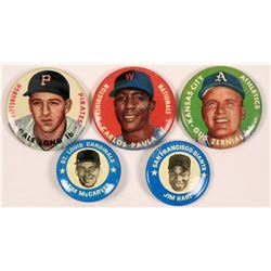 Baseball Photo Pins  (112517)
