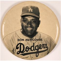 Don Newcombe Baseball Photo Pin  (112440)